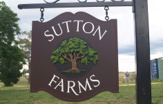 Sutton Farms Hanging Sign Thumb