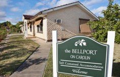 The Bellport Property Sign