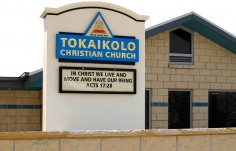 Tokaikolo Church Message Board
