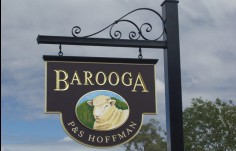 Barooga Property Sign