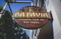 Batavia Retail Sign | Danthonia Designs