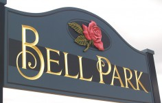 Bell Park Sign