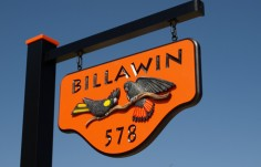 Billawin Property Sign