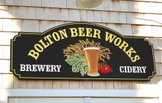 Bolton Beer Works Sign