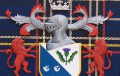 Duddingston Family Crest Detail