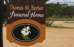 Thomas Barber Funeral Home Si