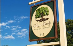 Glen Park Pastoral Company Sign