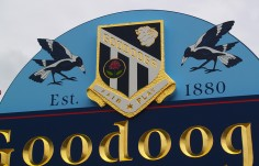Goodonga School Sign Detail