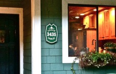 Green Gables House Sign