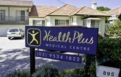 Health Plus Sign On Location