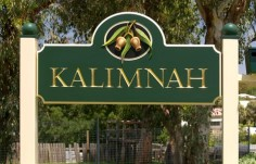 Kalimnah Property Sign