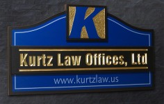 Kurtz Law Offices Sign new