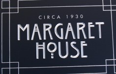 Margaret House Sign