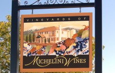 Michelini Wines Sign