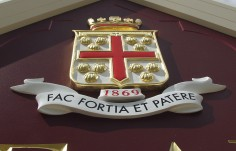 Prince Alfred College Sign Crest