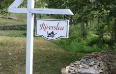 Riverslea Property Sign