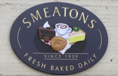 Smeatons Bakery Sign