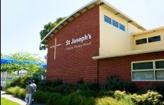 St. Joseph's Catholic Primary School Crest