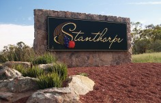 Stanthorpe Entrance Sign