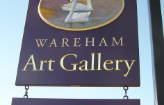 Wareham Art GallerySign